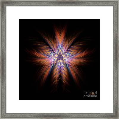 Spectra Framed Print by Alina Davis
