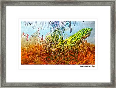 Spectrum Framed Print by Will  Shanklin