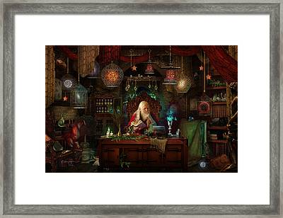 Spellbound Framed Print by Cassiopeia Art