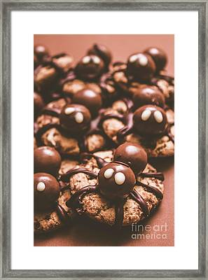 Spider Bites Framed Print by Jorgo Photography - Wall Art Gallery