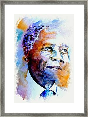 Spirit Of Hope Framed Print by Steven Ponsford