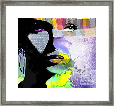 Spirit Framed Print by Ramneek Narang