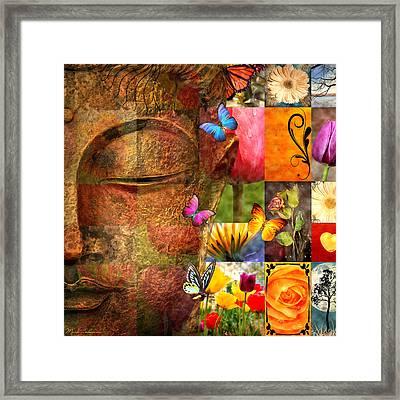 Spiritual Framed Print by Mark Ashkenazi