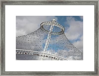 Spokane Pavilion Framed Print by Carol Groenen