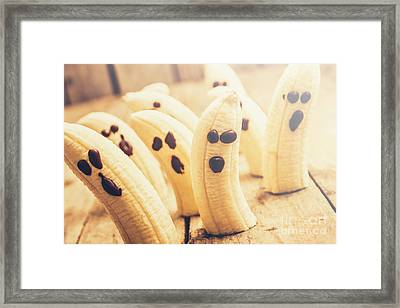 Spooky Seasonal Snacks Framed Print by Jorgo Photography - Wall Art Gallery