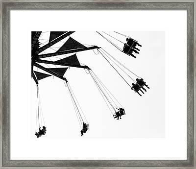 Spring Fair Framed Print by Kyle Wasielewski