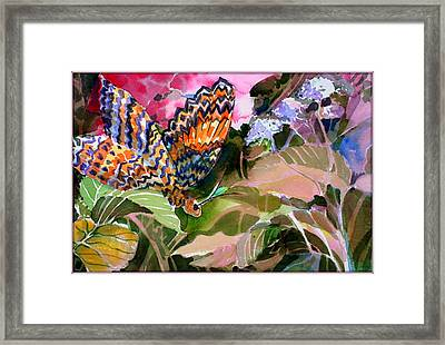Spring Is Here Framed Print by Mindy Newman