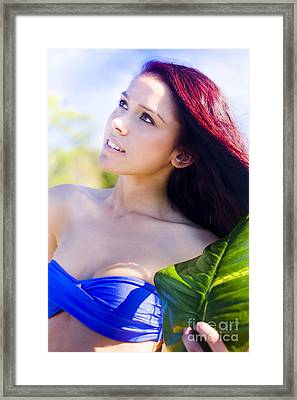 Spring Is In The Air Framed Print by Jorgo Photography - Wall Art Gallery
