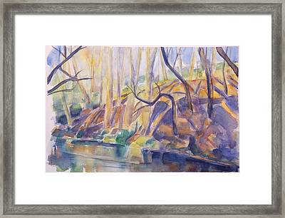 Spring Reason Framed Print by Grace Keown