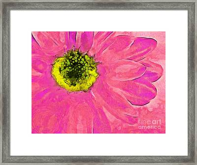 Spring Treasure Framed Print by Krissy Katsimbras