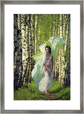 Spring Framed Print by Vladimir Zotov