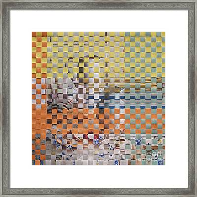 Springtime Framed Print by Jan Bickerton