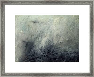Squall Framed Print by Ruth Sharton