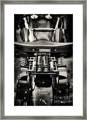Ss80 Brough Framed Print by Tim Gainey