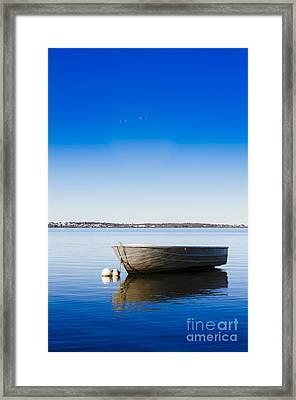 St. Helens Marine Scene Framed Print by Jorgo Photography - Wall Art Gallery
