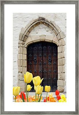 St. Joan Of Arc Chapel Framed Print by Art Spectrum