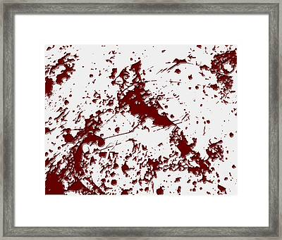 St Louis Cardinals 2a Framed Print by Brian Reaves