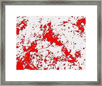 St. Louis Cardinals 4b Framed Print by Brian Reaves