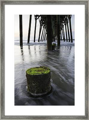St. Patrick Flow Framed Print by Bill Cantey