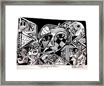 Stages Of Life Framed Print by Robert Daniels