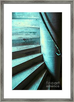 Stair Framed Print by Svetlana Sewell