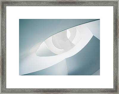 Stairs Different Framed Print by Greetje Van Son