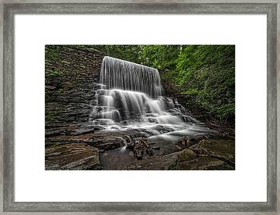 Stametz Dam Framed Print by Rick Berk