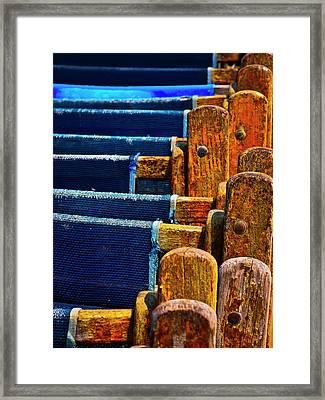 Standing Room Only Framed Print by Skip Hunt