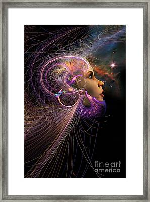 Starborn Framed Print by John Edwards
