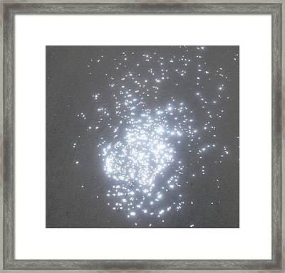 Starry Framed Print by Patricia Lyons
