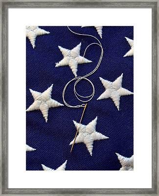 Stars Framed Print by June Marie Sobrito