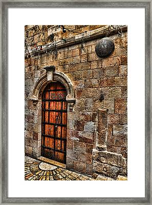Station Vi Framed Print by Stephen Stookey