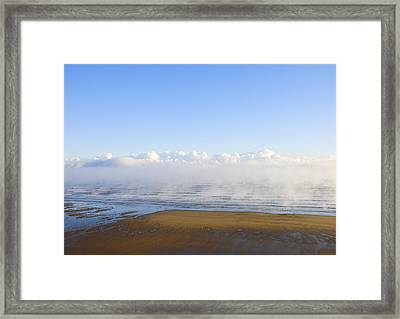 Steaming Up Framed Print by Svetlana Sewell