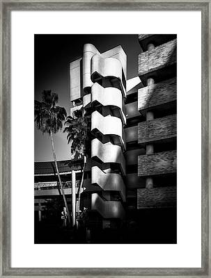 Step Up Framed Print by Marvin Spates