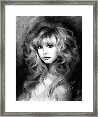 Stevie Nicks Framed Prints Stevie Nicks Framed Art And