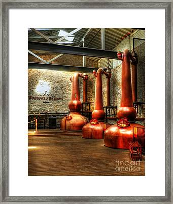 Still In Kentucky 2 Framed Print by Mel Steinhauer