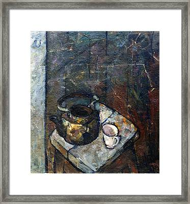 Still Life 4 Framed Print by Valeriy Mavlo