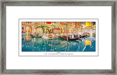 Still Waters Poster Print Framed Print by Az Jackson