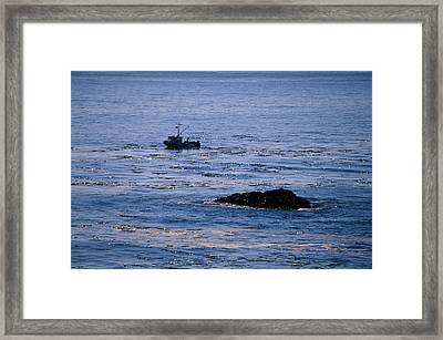 Stillwater Cove Framed Print by Soli Deo Gloria Wilderness And Wildlife Photography