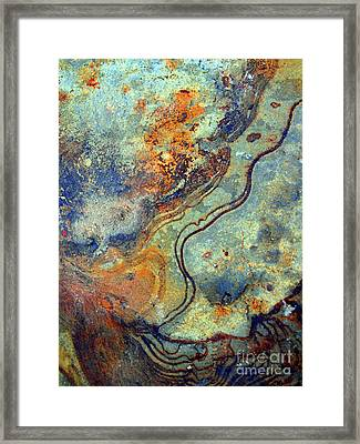 Stone Worlds Framed Print by Tara Turner