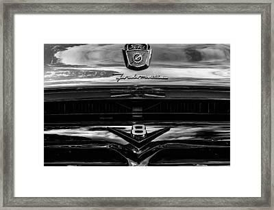 Stra8 On Framed Print by Marnie Patchett