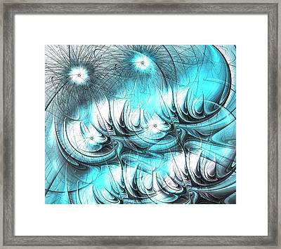 Strange Things Framed Print by Anastasiya Malakhova