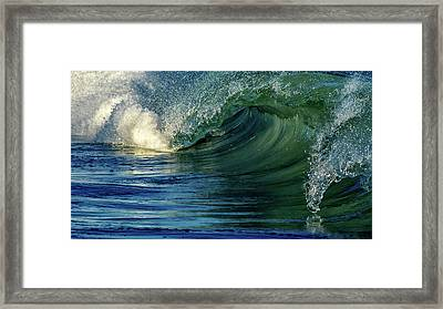 Strength Framed Print by Stelios Kleanthous