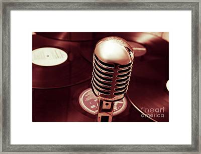 Studio Of Old Framed Print by Jorgo Photography - Wall Art Gallery