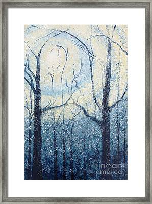 Sublimity Framed Print by Holly Carmichael