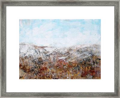 Sukkot I Clouds Of Glory 2015034 Framed Print by Alyse Radenovic