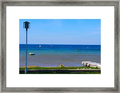 Summer Bliss Framed Print by Art Spectrum