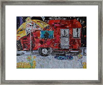 Summer Fun Framed Print by Suzy Pal Powell