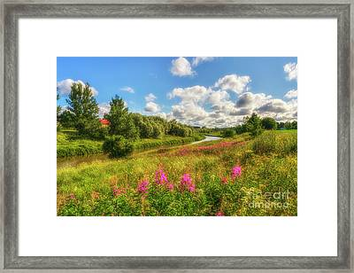 Summer Magic Framed Print by Veikko Suikkanen