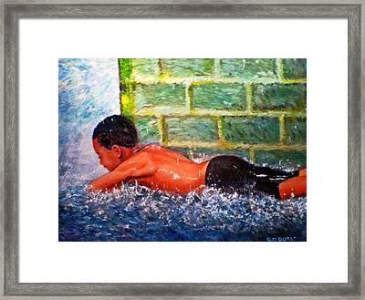 Summer Nirvana Framed Print by Michael Durst